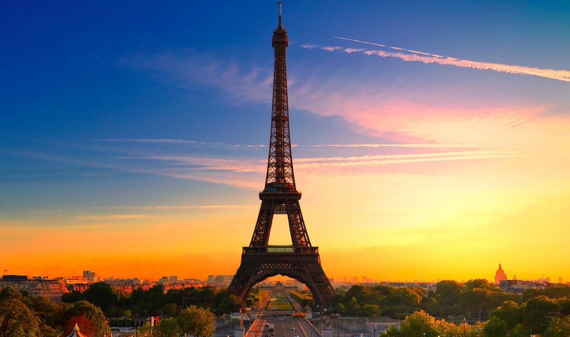 Win a 5-day trip to Paris!